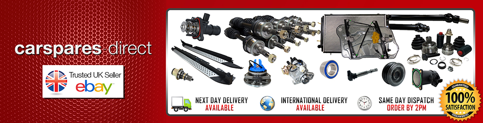 Carspares Direct Items - Get great deals on Driveshaft, Radiator items on eBay.co.uk Shops!