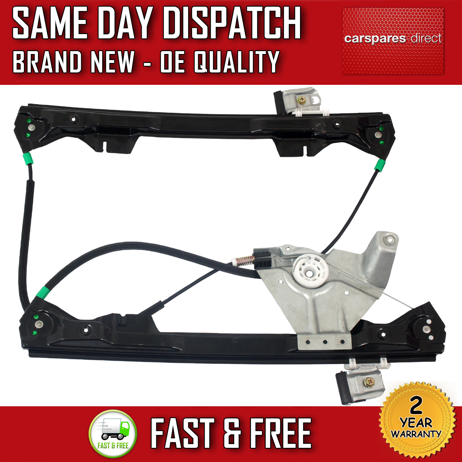 All jaguar x type cf1 2001 2009 front right side window for 2001 jaguar s type window regulator
